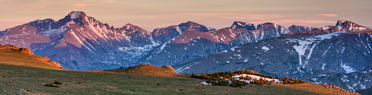 trail ridge road photo tour